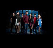 Teen Wolf Cast 3B- Fandome by Sotumblr