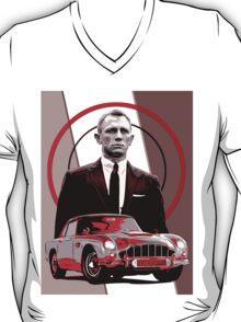 JAMES BOND-ASTON MARTIN T-Shirt