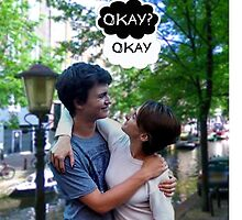 Hazel and Augustus- tfios by emilymariee8