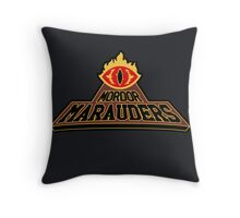 Mordor Marauders Throw Pillow