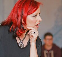 Carrie Grant   by Keith Larby