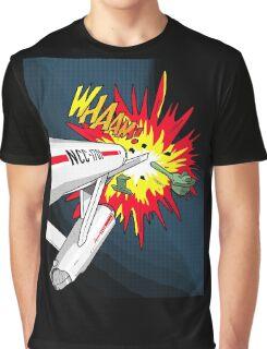 Lichtenstein Star Trek - Whaam! Graphic T-Shirt