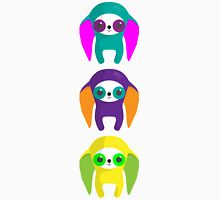 Three little monsters Unisex T-Shirt