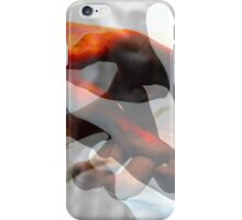 Put your hands together. iPhone Case/Skin