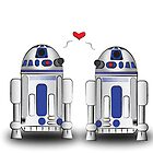 You are the Droid I'm Looking For by rainbowdarkness