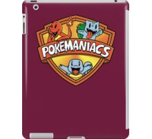 Pokemaniacs (Starters Version) Colab. with Fernando Sala Soler. iPad Case/Skin