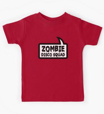 ZOMBIE DISCO SQUAD SPEECH BUBBLE by Zombie Ghetto Kids Tee