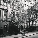 West Village - New York City by Vivienne Gucwa