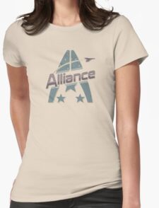 Vintage Alliance Womens Fitted T-Shirt