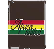AFRICA UNITED iPad Case/Skin