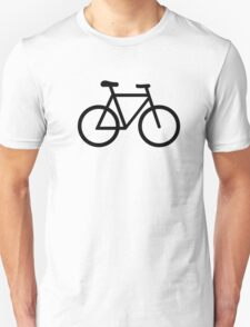 Bike cycling Unisex T-Shirt