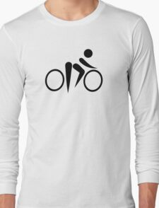 Bicycle cycling icon T-Shirt