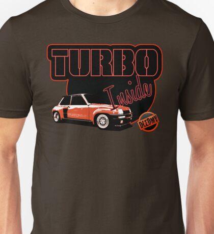 DLEDMV - Turbo Inside T-Shirt