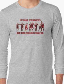 League Cup Winners Long Sleeve T-Shirt