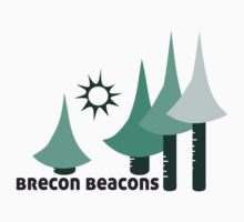 Wyld Brecon Beacons t-shirt (in lichen) by wyldtee