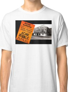SEX PISTOLS MIDDLESBROUGH Classic T-Shirt