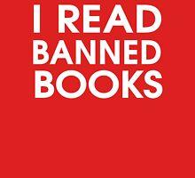 I Read Banned Books Unisex T-Shirt