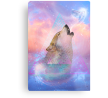 Dream By Day (Wolf Dreams Remix) Metal Print