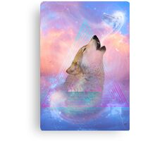 Dream By Day (Wolf Dreams Remix) Canvas Print