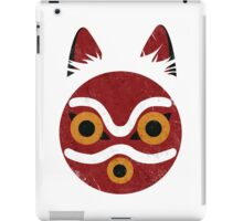 Mononoke Mask iPad Case/Skin