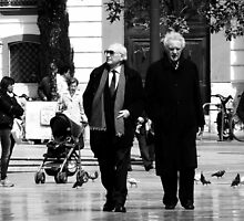 The Spies .... by Berns