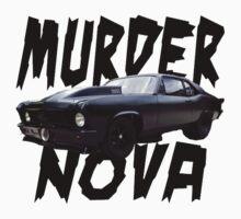 MURDER NOVA by Mcflytrek