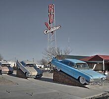 Cadillac RV park  by Rob Hawkins