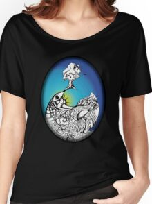 Inseparable Women's Relaxed Fit T-Shirt