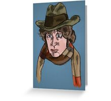 Fourth Lord of Time Greeting Card