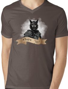 Khajiit Mens V-Neck T-Shirt