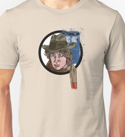 Fourth Lord of Time Unisex T-Shirt