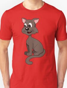 Cartoon cat Unisex T-Shirt