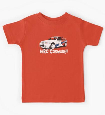 Ford Escort Cosworth WRC Kids Tee