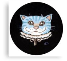 Cheshire Puss Canvas Print