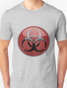 ZOMBIE APOCALYPSE HAZMAT by Zombie Ghetto T-Shirt
