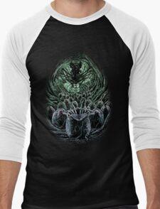 The Hive Men's Baseball ¾ T-Shirt