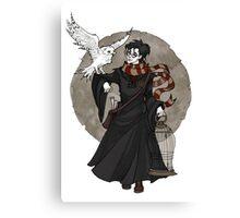 Harry Potter - Draw Fan Canvas Print