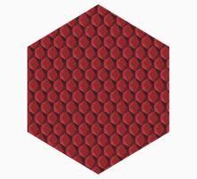 Precious ruby pattern Baby Tee