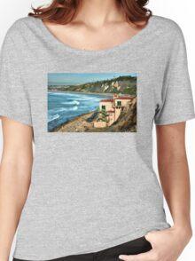 Palos Verdes California Women's Relaxed Fit T-Shirt