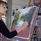Lynda's Pastels - 2015 by Lynda Robinson