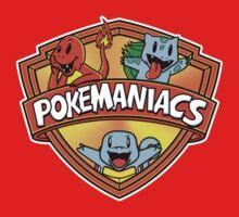POKEMANIACS (STARTERS VERSION) T-Shirt
