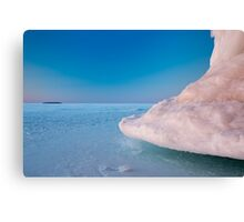 Out of the Blue, Apostle Islands, WI Canvas Print