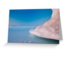 Out of the Blue, Apostle Islands, WI Greeting Card