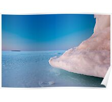 Out of the Blue, Apostle Islands, WI Poster