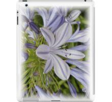 floral cluster iPad Case/Skin