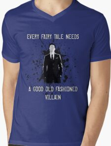 Every Fairy Tale Needs A Good Old Fashioned Villain Mens V-Neck T-Shirt