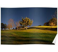 Long exposure 1 Poster