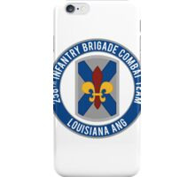 256th Infantry LA ANG iPhone Case/Skin