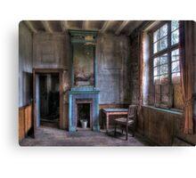 Abandoned farm Canvas Print