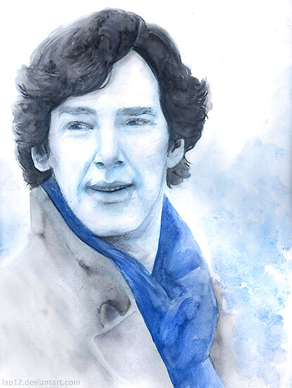 Benedict Cumberbatch - Sherlock by Lap12
